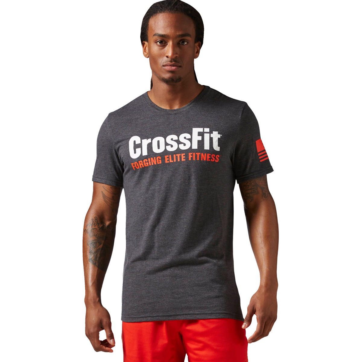 Reebok CrossFit Forging Elite Fitness Tee (AW16) - Extra Extra Large