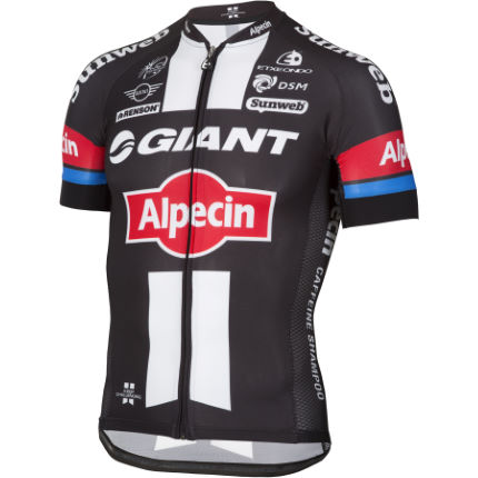 Maillot de escalador Etxeondo Giant Alpecin Authentic