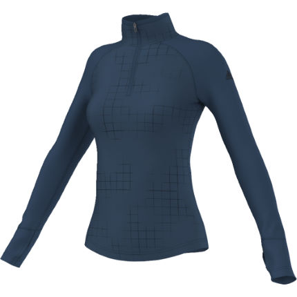 Maglia donna Adidas Techfit Climawarm (aut/inv16)