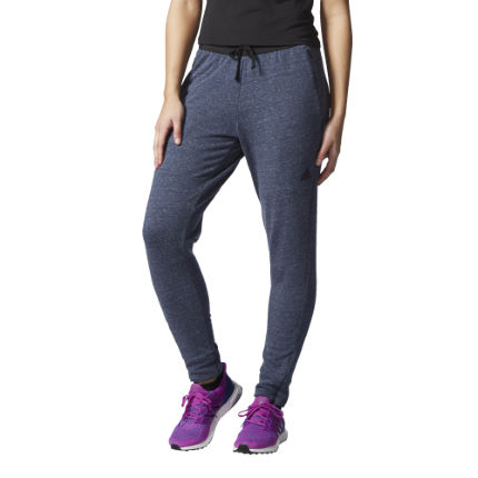 Adidas Women's Melange Tapered Pant (AW16)