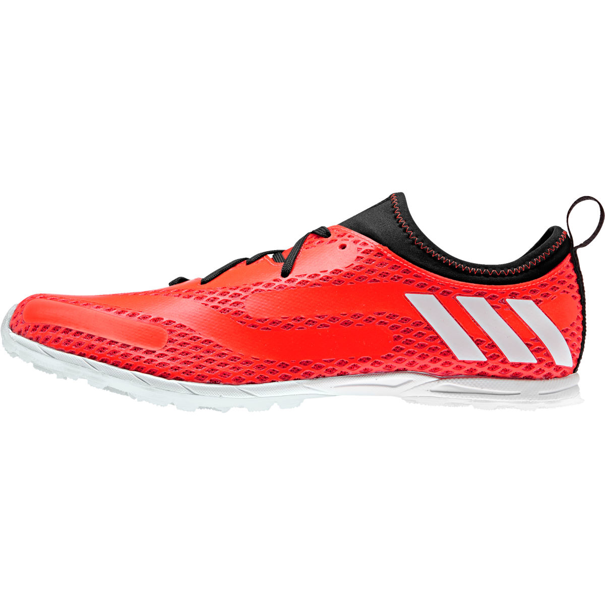 Chaussures Adidas XCS (AH16) - 12 UK Rouge Chaussures de running à pointes