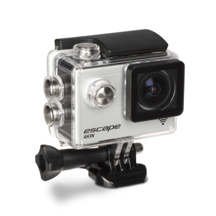 Kitvision Escape 4K Waterproof Wifi Action Camera