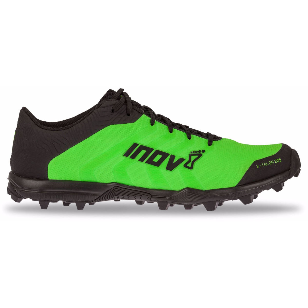 Chaussures Inov-8 X-Talon 225 - UK 11 GREEN/BLACK