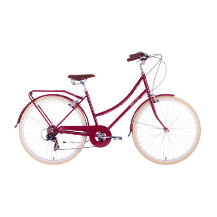 Bobbin Brownie fiets (Raspberry)