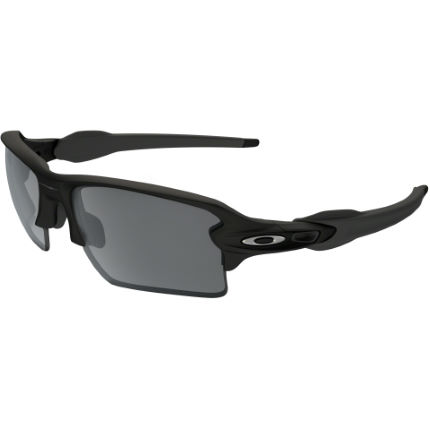 Oakley Flak 2.0 XL Black Iridium zonnebril