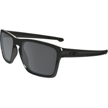 Occhiali da sole Oakley Silver XL Black Iridium