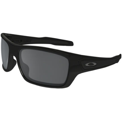 Oakley Turbine Black Iridium Solglasögon