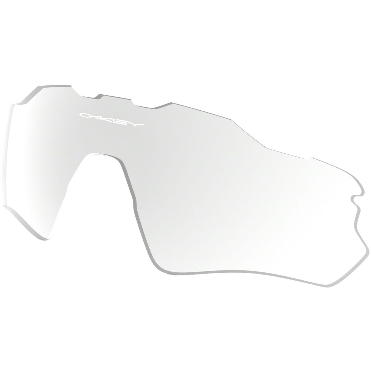 Oakley Radar EV Replacement Lens Clear - One Size Clear