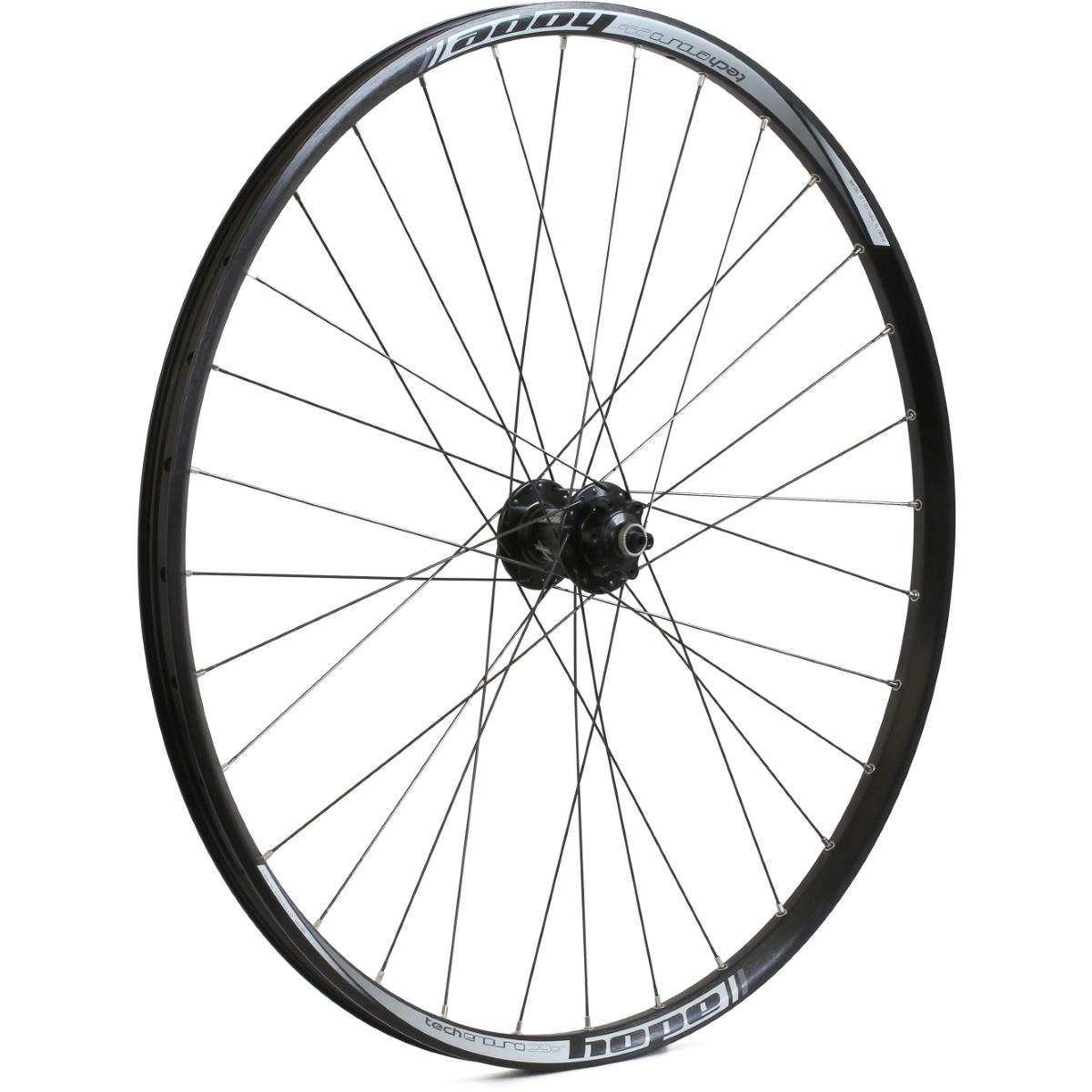 Roue avant VTT Hope Pro 4 Tech Enduro - 29'', 100mm Axle Noir