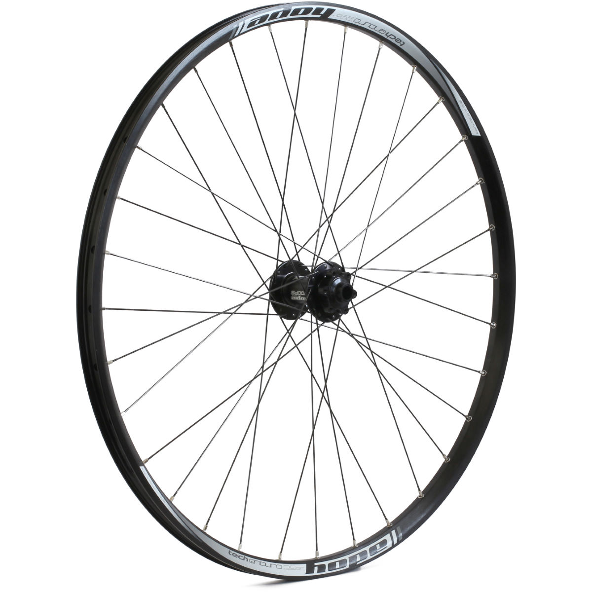 Roue avant VTT Hope Pro 4 Tech Enduro - 29'', 110mm Axle Noir