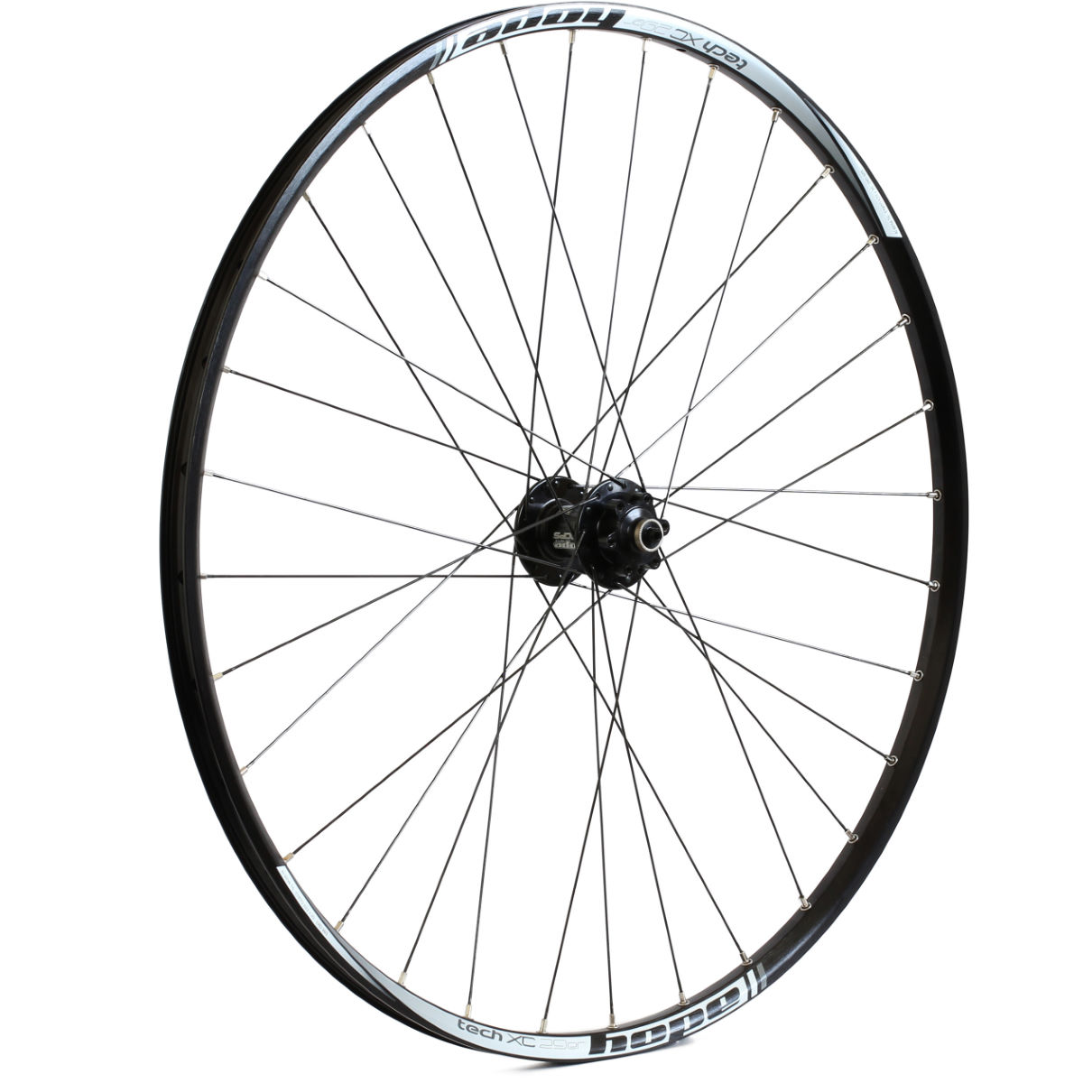 Roue avant VTT Hope Pro 4 Tech XC - 29'' n/a 110mm Rouge