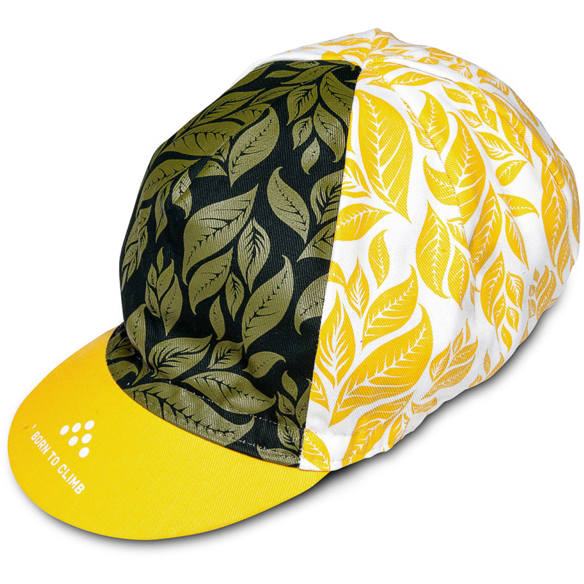Casquette Isadore Angliru Climbers - Taille unique Green/Yellow