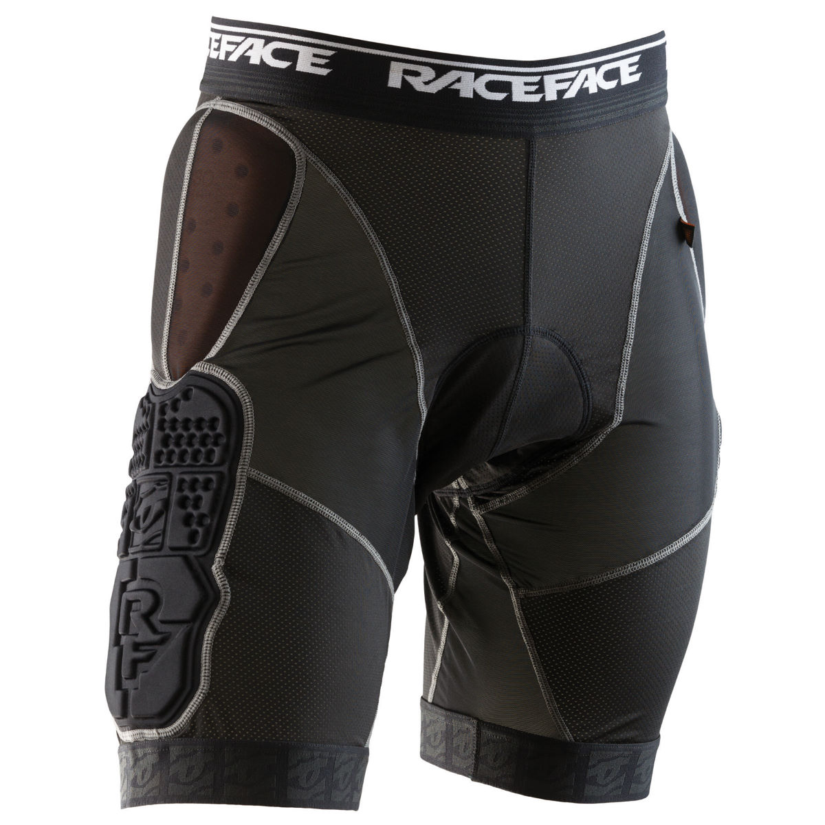 Culote acolchado Race Face Flank D30 - Pantalones protectores