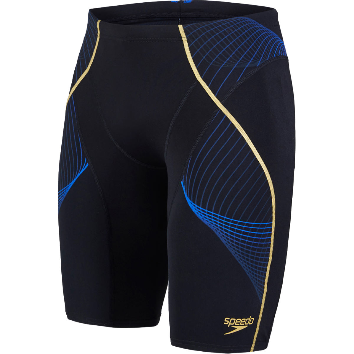 Jammer Speedo Speedo Fit Pinnacle (AH16) - 32 Noir/Bleu Maillots de bain Adulte