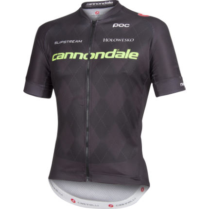 Castelli Cannondale Team 2.0 Black Jersey