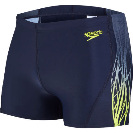 Boxer de bain Speedo Placement Curve Panel (AH16)