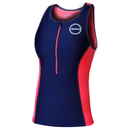 Zone3 Aquaflo Plus Triathlonoberteil Frauen