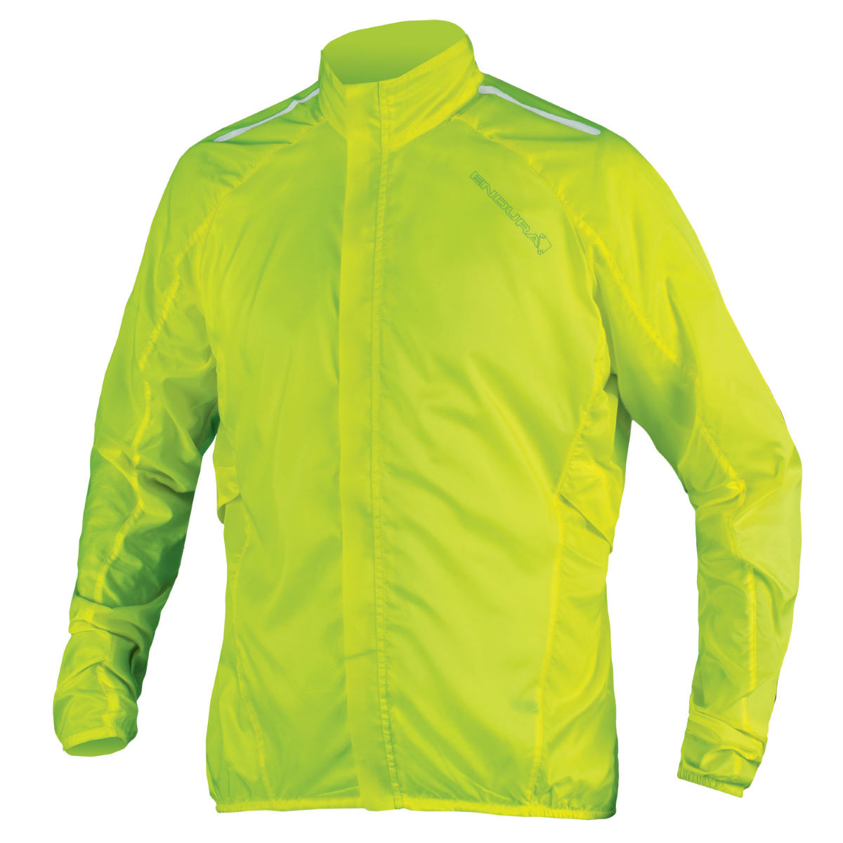 Endura Pakajak Showerproof Jacket - Small Yellow
