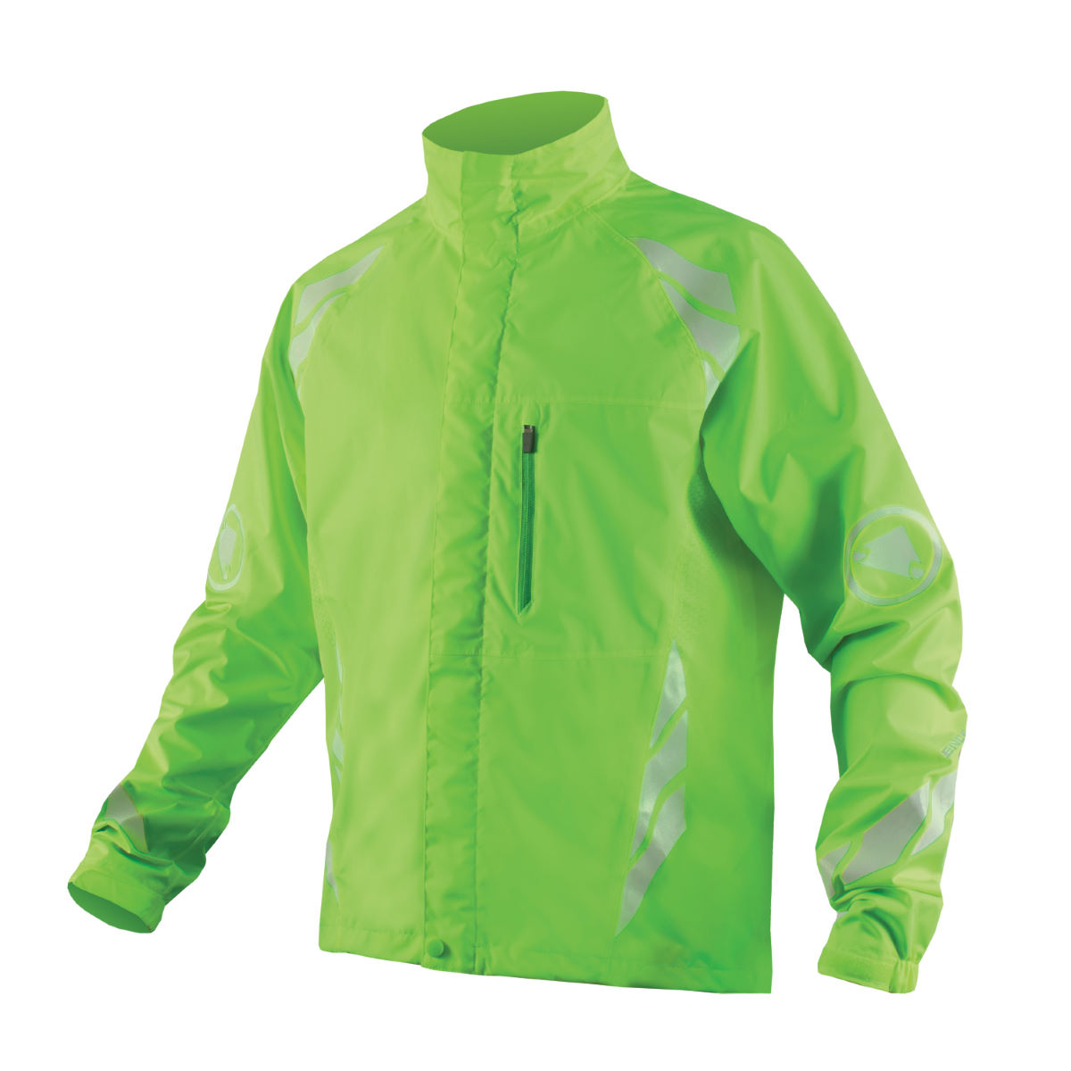 Endura Luminite DL Jacket - Medium Green | Cycling Waterproof Jackets