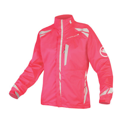 Endura Luminite 4 in 1 fietsjas voor dames