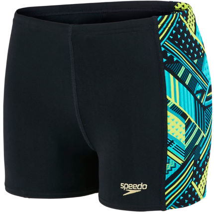Bañador Speedo Allover Panel Aquashort para niño (OI16)