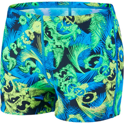 Speedo Allover Comp Badshorts (HV16) - Junior