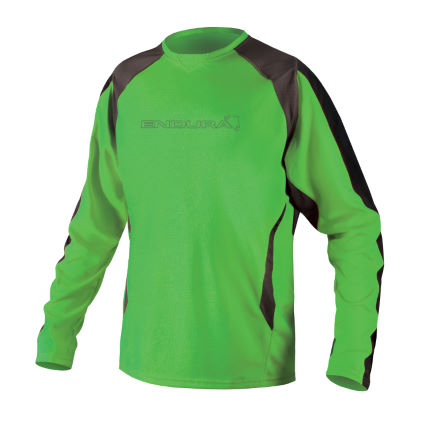 Endura MT500 Burner II Long Sleeve Jersey