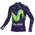 Endura Movistar Team Long Sleeve Jersey