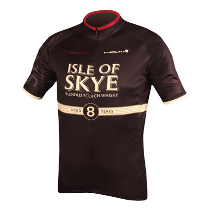 Endura Isle of Skye Whisky fietstrui