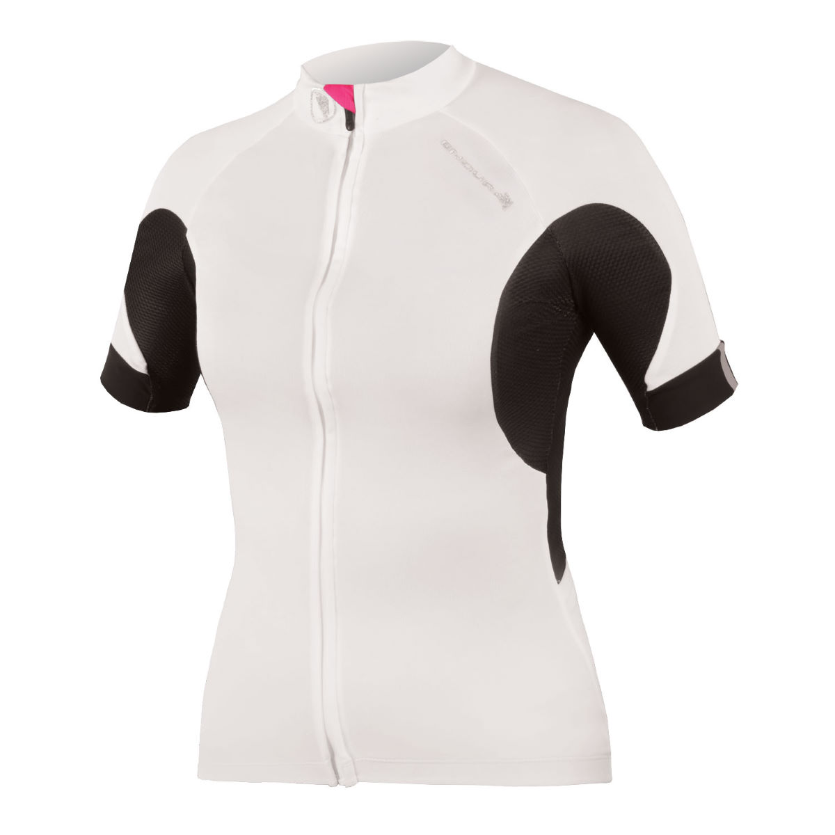 Maillot Femme Endura FS260 Pro II - S Blanc Maillots