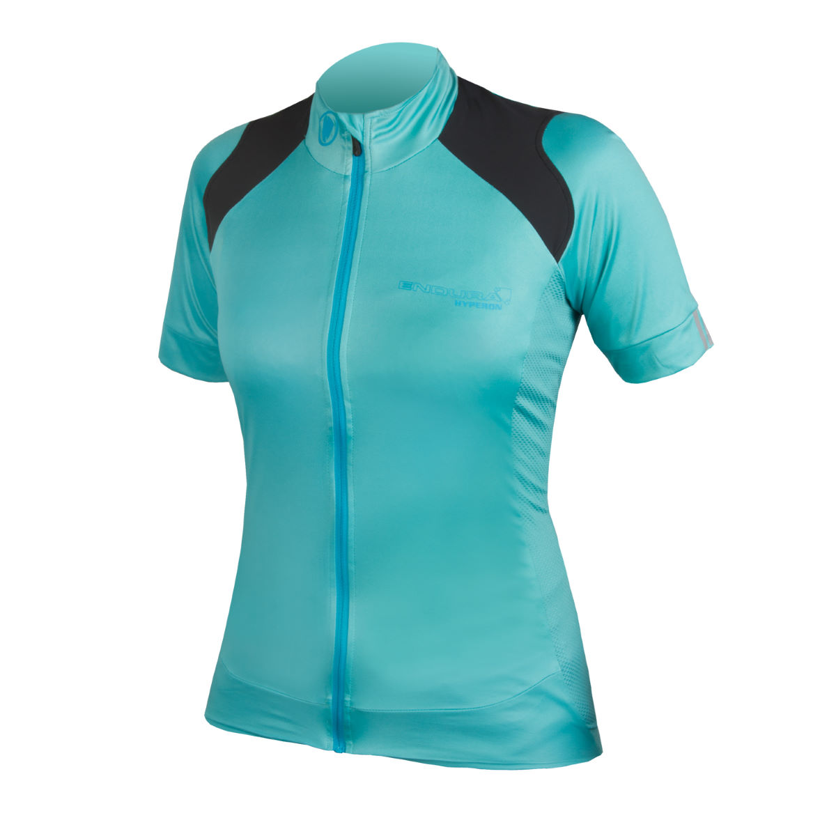 Maillot Femme Endura Hyperon - M Turquoise Maillots