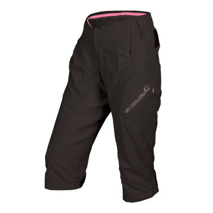 Endura Women's Hummvee Lite 3/4 Shorts