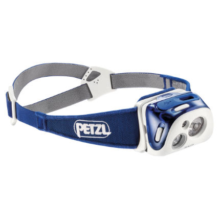 Petzl Reacktik Head Torch