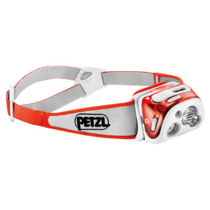 Petzl Reacktik+ Smart Bluetooth hoofdlamp