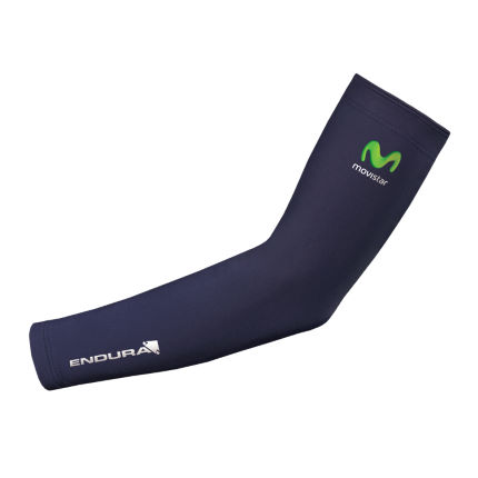 Endura Movistar Team Armvärmare
