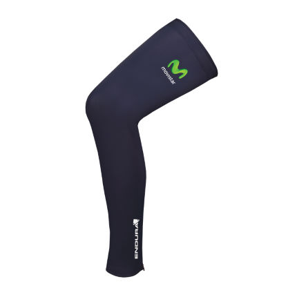 Scaldamuscoli gambe Movistar Team - Endura