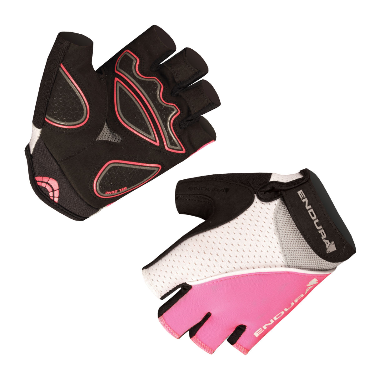 Gants courts Femme Endura Xtract - X Small Rose  Gants courts