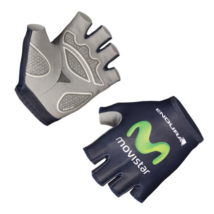 Endura Movistar Team Race Mitts