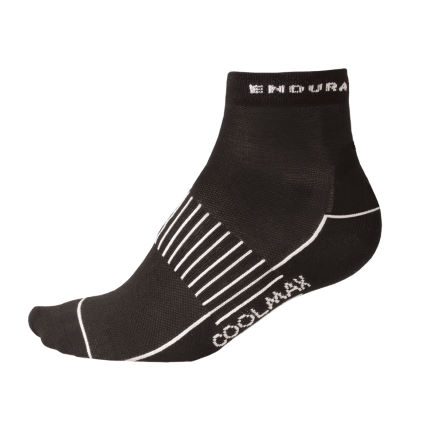 Endura Women's Coolmax Race Socks (3 Pack)