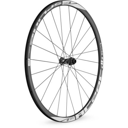 Rueda delantera DT Swiss RC 28 Spline C (freno de disco)