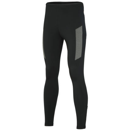Leggings da corsa catarifrangenti dhb