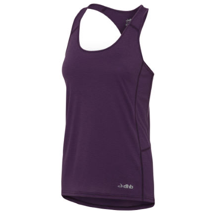 dhb Women's Run Stripe Singlet
