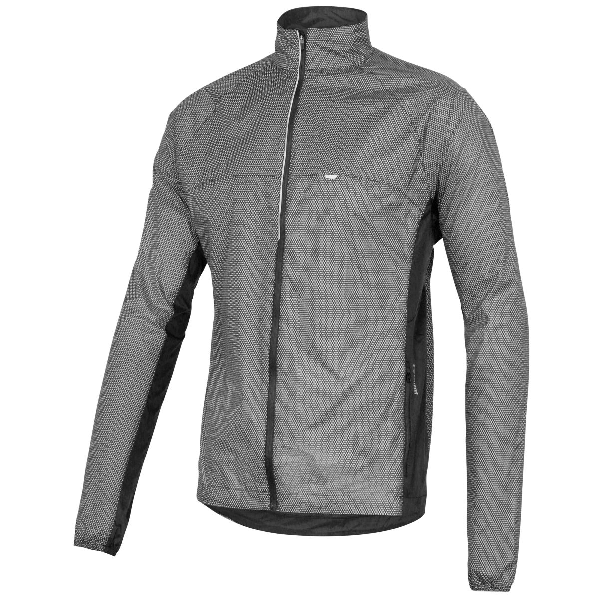 Dhb Reflective Run Jacket Running Windproof Gay Times Uk