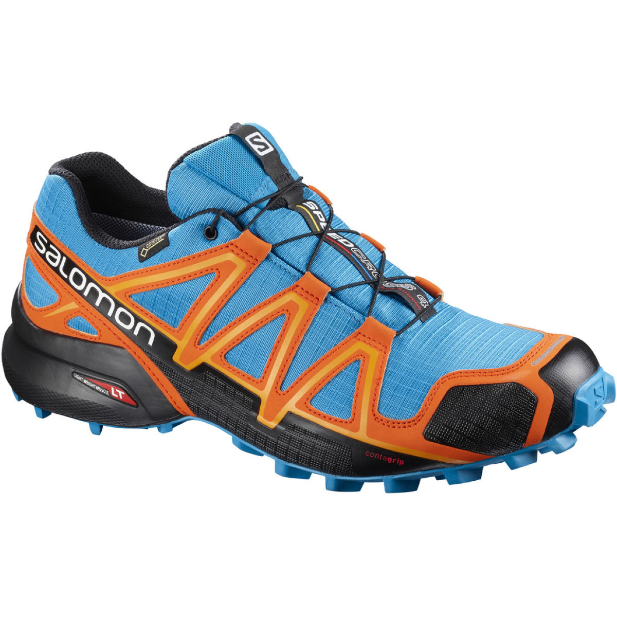 Zapatillas Salomon Speedcross 4 GTX (OI16) - Zapatillas de trail running