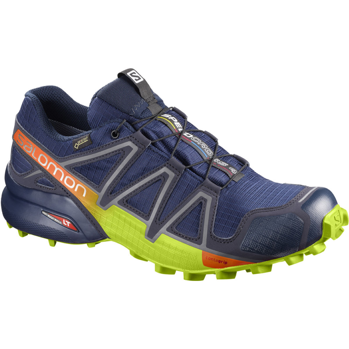 Zapatillas Salomon Speedcross 4 GTX (OI16) - Zapatillas de trail