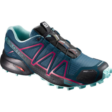 Salomon Speedcross 4 CS trailschoenen voor dames