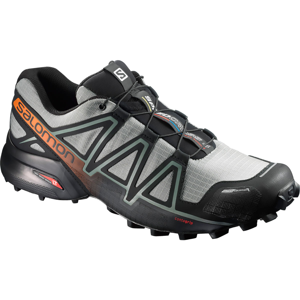 chaussures de running trail salomon speedcross 4 cs shoes wiggle france. Black Bedroom Furniture Sets. Home Design Ideas