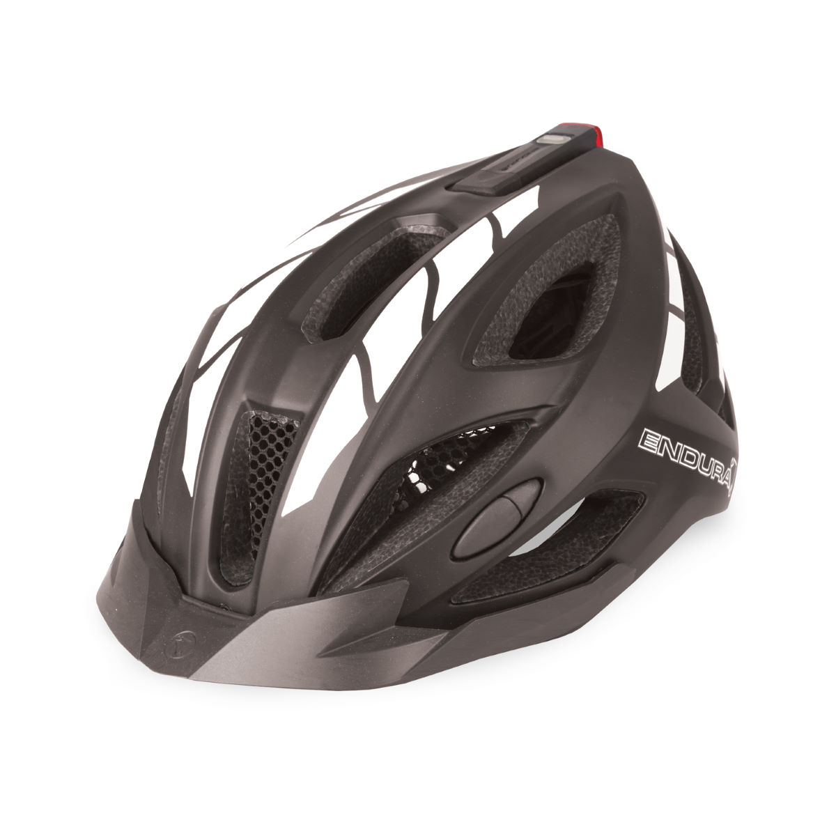Casque Endura Luminite - M/L Noir Casques