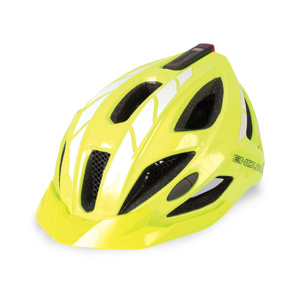 Casque Endura Luminite - S/M Jaune Casques