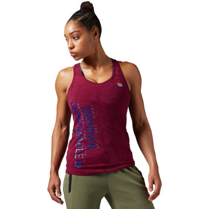 Reebok Women's RCF Training Tank (AW16)